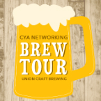 Chapter of Young Alumni Networking Brew Tour