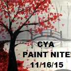 Chapter of Young Alumni Paint Nite