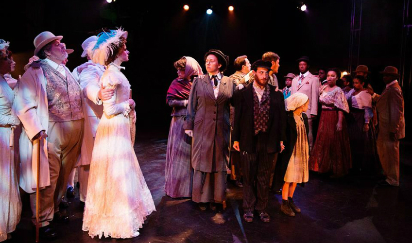 Ragtime at Toby's Dinner Theatre